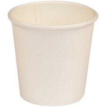 Kaffeebecher 'weiß'