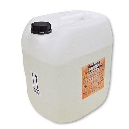 Geschirrspülmittel flüssig Alu für Backbleche
