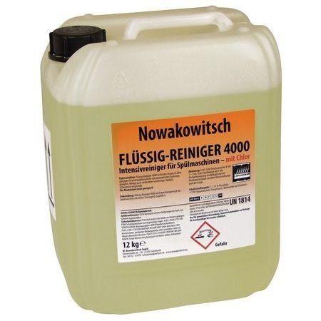 Geschirrspülmittel flüssig mit Chlor