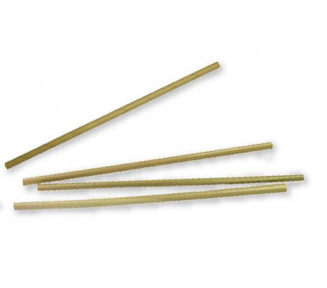 Trinkhalme Papier (FSC®) kraft klein